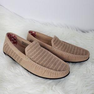 Stacy Adams Mens Size 8.5 Cicero Moc Toe Shoes